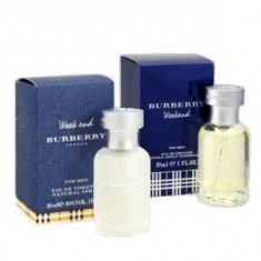 Burberry Weekend For Men EDT 50 ml pentru barbati - Parfum barbati Burberry, Apa de toaleta