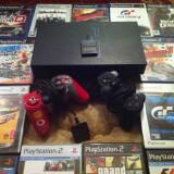 PlayStation 2 Sony Fat + 16 jocuri originale