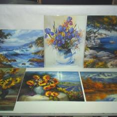 Postere pe metal - Import Franta / 28 x38 - Reproduceri arta