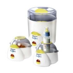 Sterilizator joycare 3 in 1 - Sterilizator Biberon Joycare, Cu aburi