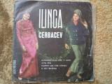 Ilinca Cerbacev disc vinyl single muzica usoara slagare pop orchestra alex imre, VINIL, electrecord