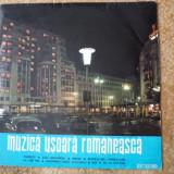 MUZICA USOARA ROMANEASCA Spataru Sincron Al Imre Paslaru disc vinyl muzica pop