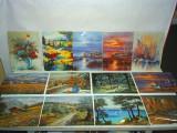 Postere pe metal - Import Franta / 18 x24 cm