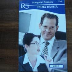 MARGARET  STANLEY  --  INIMA  RANITA