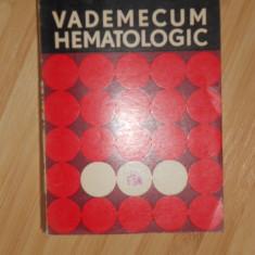 ELENA C. BUTOIANU--VADEMECUM HEMATOLOGIC, Alta editura