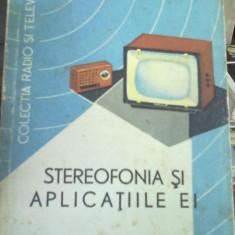 C. Luca si P. Milcea - Stereofonia si aplicatiile ei - Carte sisteme operare