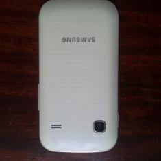 Samsung Galaxy Gio  Gt-s5660 / husa, 2GB, Alb, Neblocat