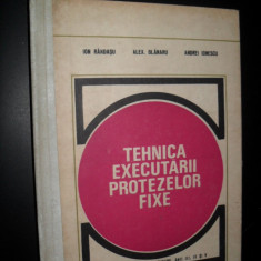 Tehnica executarii protezelor fixe, Ion Randasu