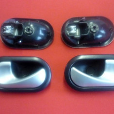 Manere deschidere yala interior cromate pentru Renault Master (pentru an fab. '10- 12), MASTER II bus (JD) - [1998 - 2011]