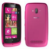 Vand nokia lumia 610 roz, 8GB, Neblocat