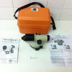 Nivela Optica Marca METLAND AL 24X - Nivela laser rotativa