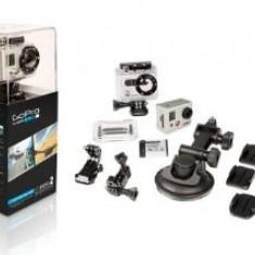 GoPro Hero 2 De vanzare. Functionare perfecta. Putin Utilizata - Camera Video Actiune GoPro, Card de memorie