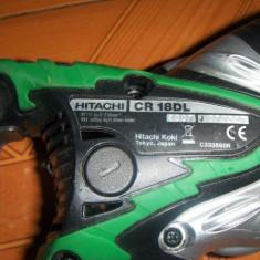 Fierastrau sabie Hitachi CR18DL Profesional - Masina de taiat