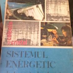 Constantin Handrea - Sistemul Energetic De La Centrala Electrica La Consumator