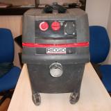 Vand aspirator apa RIDGID IS, cu proba.