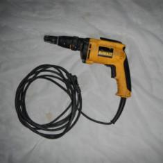 Filetanta dewalt - Surubelnita electrica