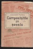 (E697) - CONSTANTIN PARFENE - COMPOZITIILE IN SCOALA