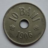 10 bani 1906 J aUNC - UNC --- PRET REDUS