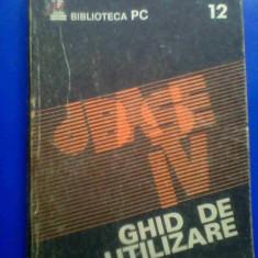 DBase IV - Carte baze de date