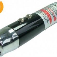 Laser pointer, berloc, cu Led-uri /3313