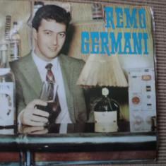 REMO GERMANI disc single vinyl Muzica Pop electrecord rock beat surf usoara anii 60, VINIL