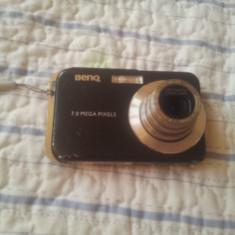 CAMERA FOTO BENQ DC X720 - Aparat Foto compact Benq