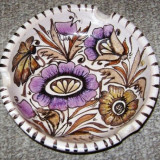 Scrumiera - ceramica Germania - pictata manual - marcata