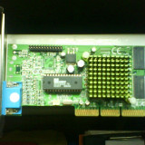 Placa Video GeForce2 AGP 32Mb/128 biti