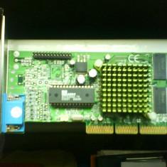 Placa Video GeForce2 AGP 32Mb/128 biti, nVidia, Palit