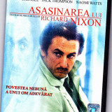 DVD filmul Asasinarea lui Richard Nixon