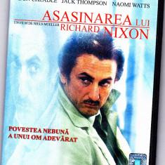 DVD filmul Asasinarea lui Richard Nixon - Film thriller, Engleza