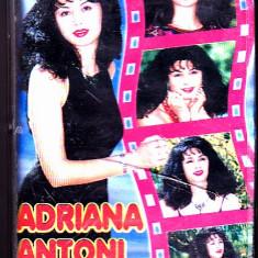 Caseta audio Adriana Antoni, vol 8, Casete audio