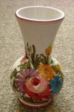 Vaza antica / decorativa - ceramica - marcata
