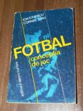 ION IONESCU, CORNEL DINU - FOTBAL. CONCEPTIA DE JOC, Alta editura