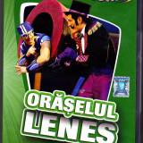 DVD Oraselul lenes, disc 3, 2 episoade dublate in lb romana