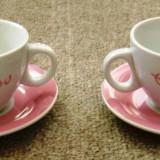 Set / serviciu - ceai / cafea - Espresso - Ceasca