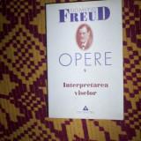 Interpretarea viselor-Freud - Carte Psihologie