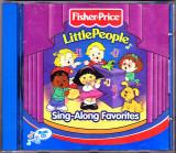 CD original SUA cu cantece americane pentru copii, de la Fisher-Price
