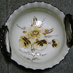 Farfurie / Centru masa / Fructiera decorativa - ceramica - Germania