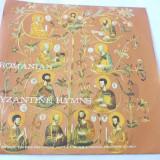 ROMANIAN  BYZANTINE  HYMNS
