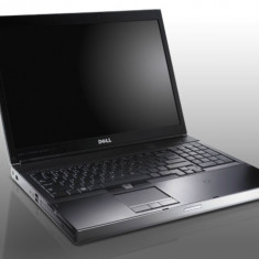 DELL PRECISION M6400 - Laptop Dell, Intel Core 2 Duo, Diagonala ecran: 17, 8 Gb, 640 GB