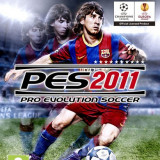 PES 2011 - Pro Evolution Soccer 2011 + Smackdown vs RAW 2007  ---  XBOX 360