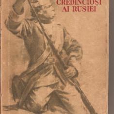 (C3205) FIII CREDINCIOSI AI RUSIEI DE L. NICULIN, EDITURA A.R.L.U.S.-CARTEA RUSA, 1953 - Roman didactica si pedagogica