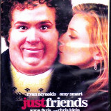 DVD filmul Just friends, Anna Faris, pe DVD-R