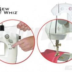 Sew Whiz - Masina de cusut portabila-- SEW WHIZ,VAZUTA LA TV,ACUM LA PRET PROMO!