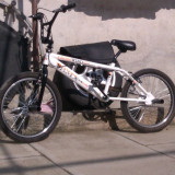 BMX crosswind