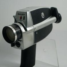 Camera de filmat Vintage  BAUER C1 Super 8 (1965 )