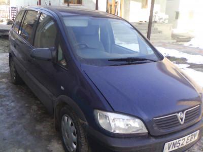 Dezmembrez caroserie Opel Zafira DTI foto