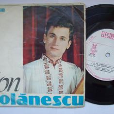 Disc vinil ( vinyl , pick-up ) ION DOLANESCU ( format mic EPC 904 )
