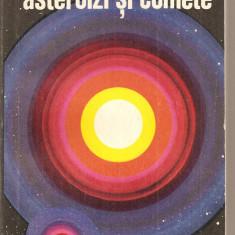 (C3190) ASTEROIZI SI COMETE DE VICTOR NADOLSCHI, EDITURA ALBATROS, BUCURESTI, 1971 - Carte Astronomie didactica si pedagogica